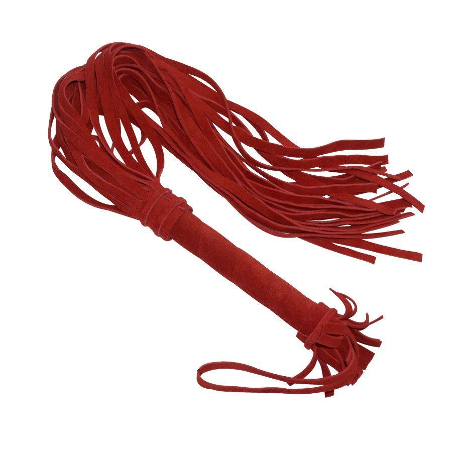 Красная плеть Королевский велюр (65 см)