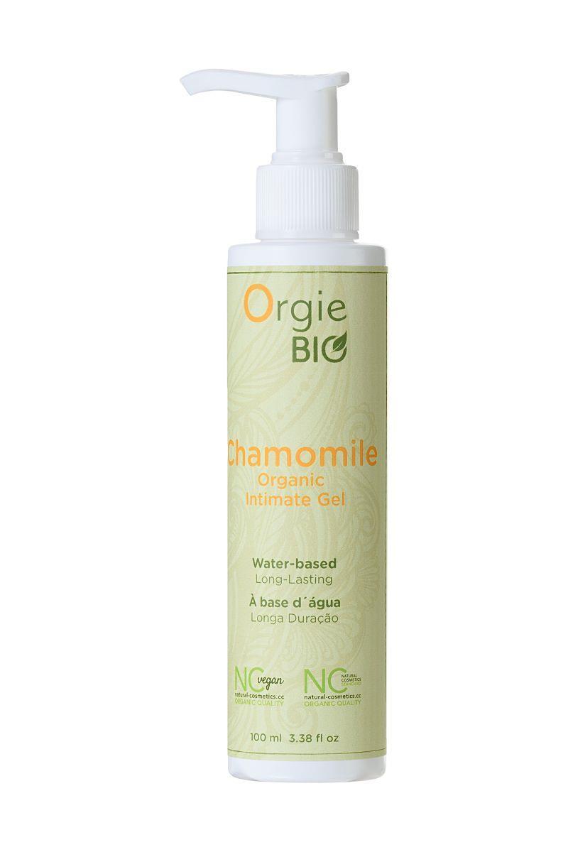 Органический интимный гель ORGIE Bio Chamomile с экстрактом ромашки (100 мл)