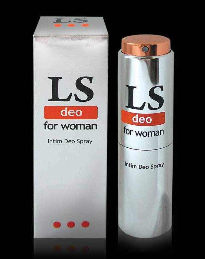Интим-дезодорант для женщин Lovespray DEO (18 мл)