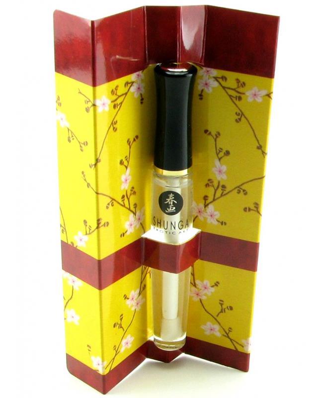 Блеск для губ со вкусом клубники и шампанского «Oral Pleasure Gloss» (10 мл)