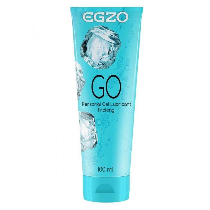 Пролонгирующий лубрикант на водной основе Egzo Go (100 мл)