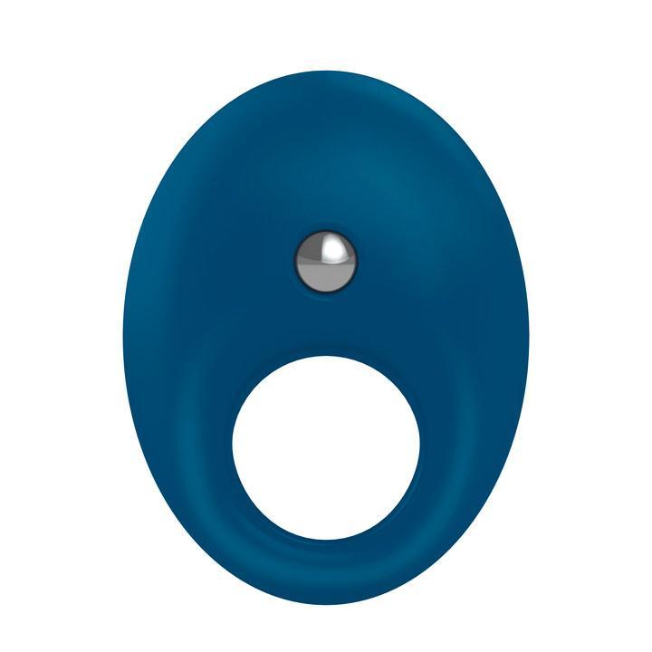 Эрекционное кольцо синее «OVO B5»