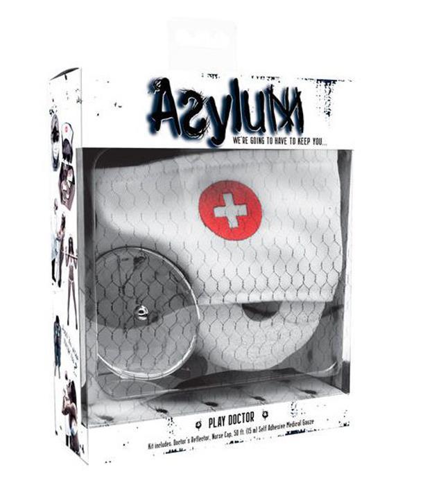 Белый комплект доктора Asylum