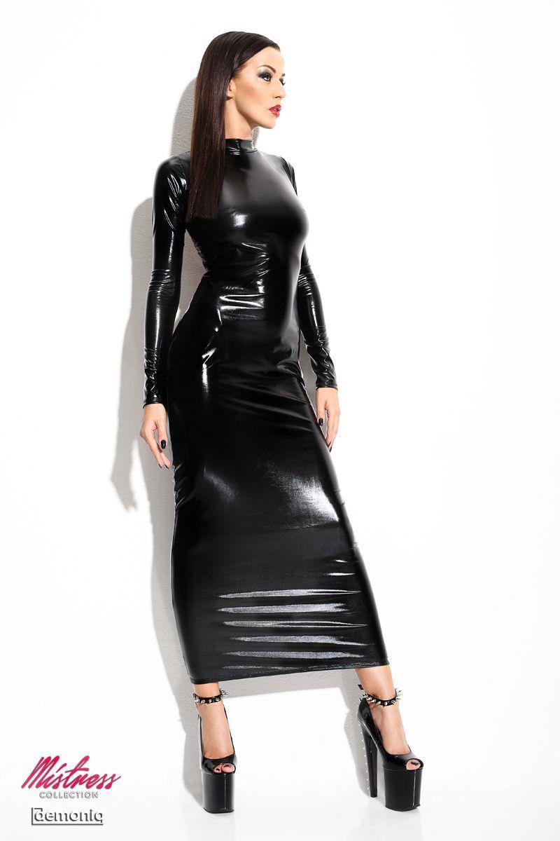 Длинное платье Dorothea с вырезами по всей длине
