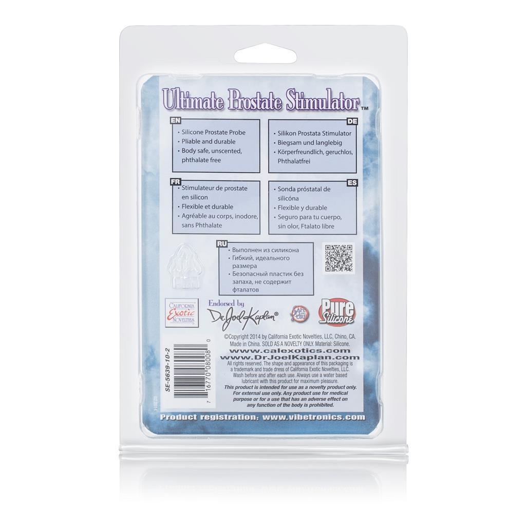 Стимулятор простаты Ultimate Prostate Stimulator (9 см)