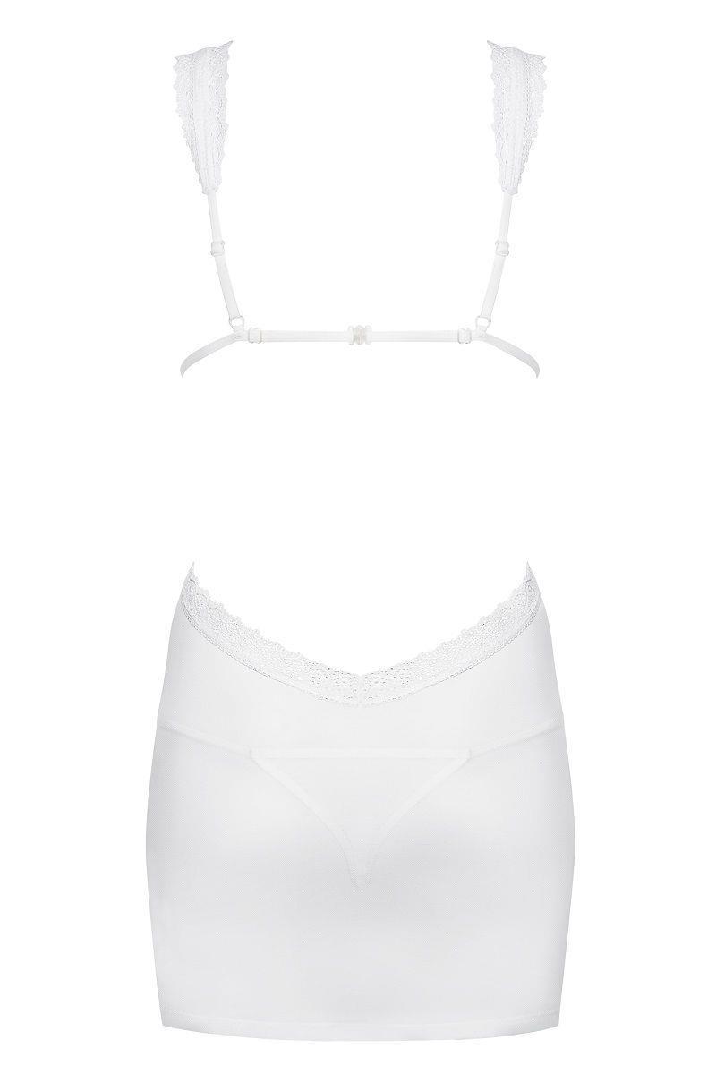 Нежная сорочка Swanita с X-образным лифом