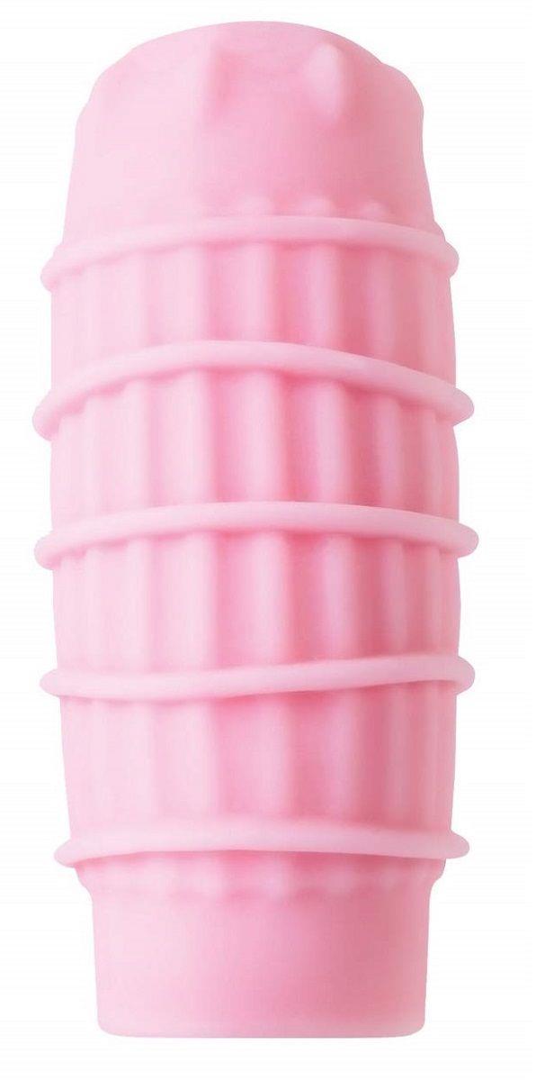 Набор из 6 розовых мастурбаторов Svakom - Hedy