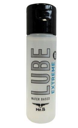 Пролонгирующая смазка на водной основе Mister B Lube Extreme - 30 мл.