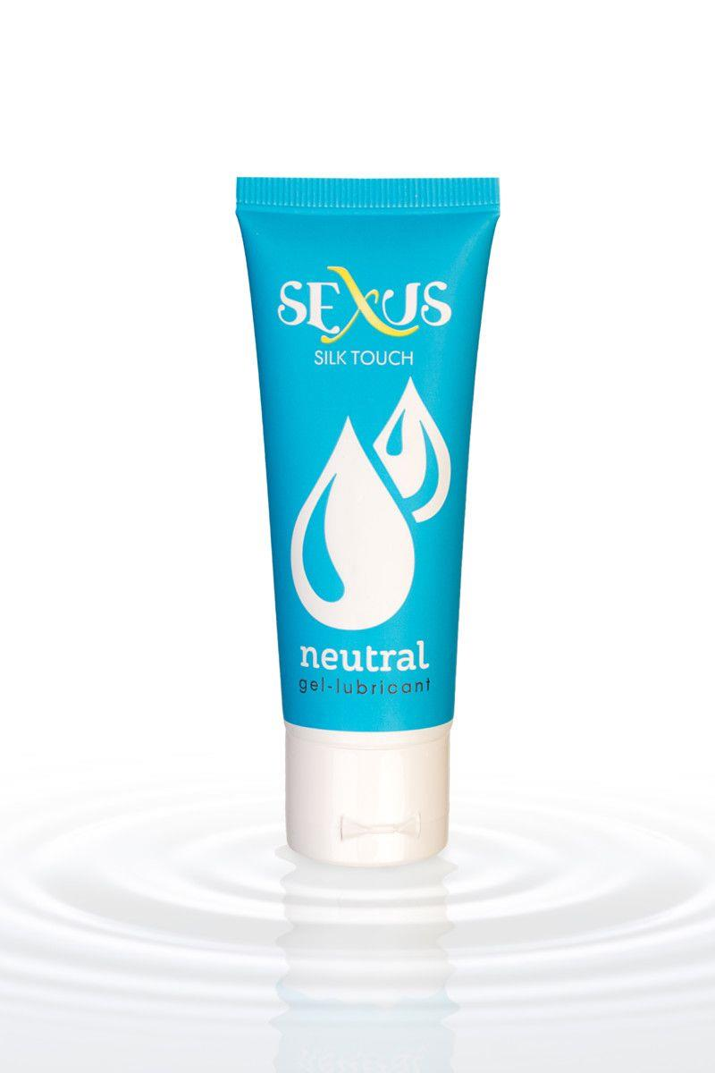 Увлажняющая смазка на водной основе Silk Touch Neutral (50 мл)