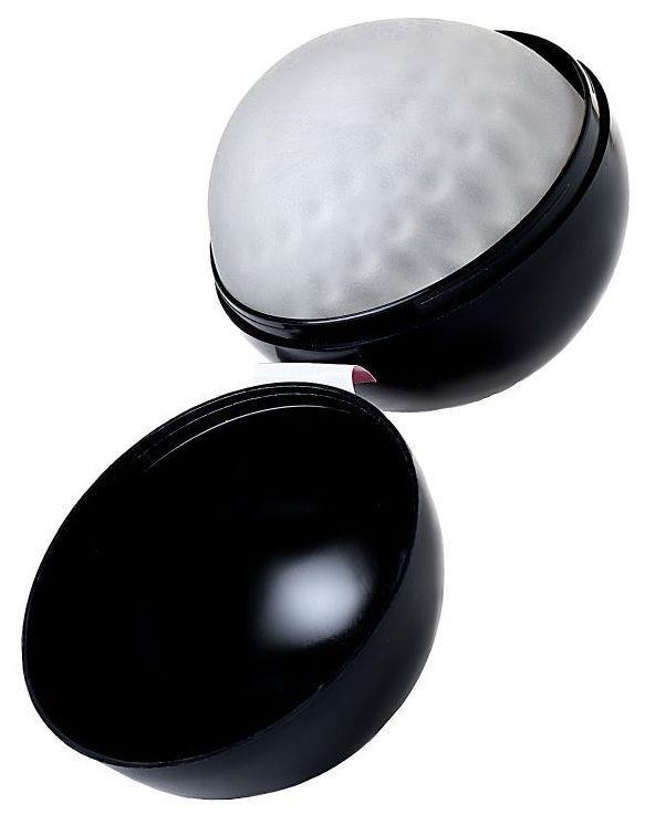 Прозрачный мастурбатор-шар с усиками