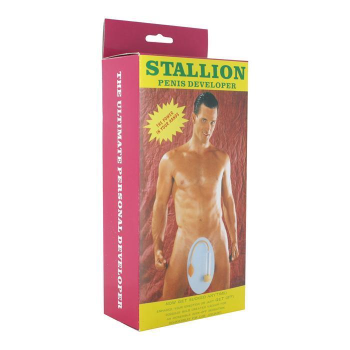 Вакуумная помпа Stallion Penis Developer Pump