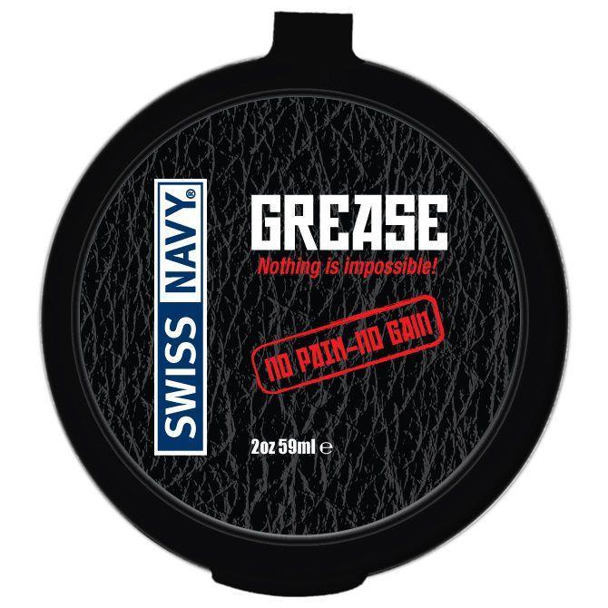 Крем для фистинга «Swiss Navy Grease» (59 мл)