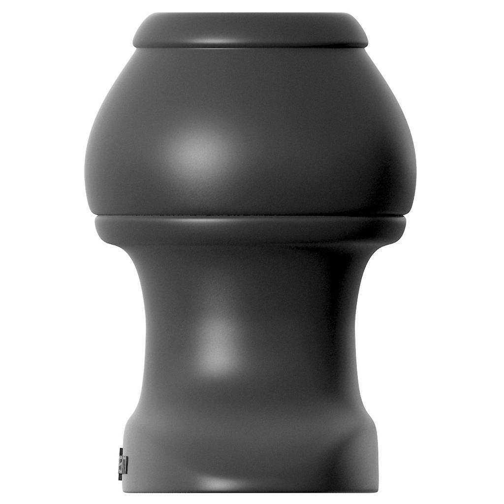 Открытая анальная пробка большого размера Open Wide Tunnel Plug XL (7,2 см)