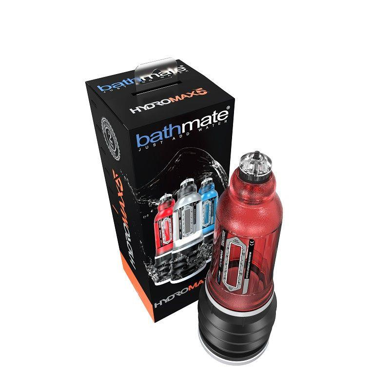 Красная гидропомпа Bathmate - HydroMAX5