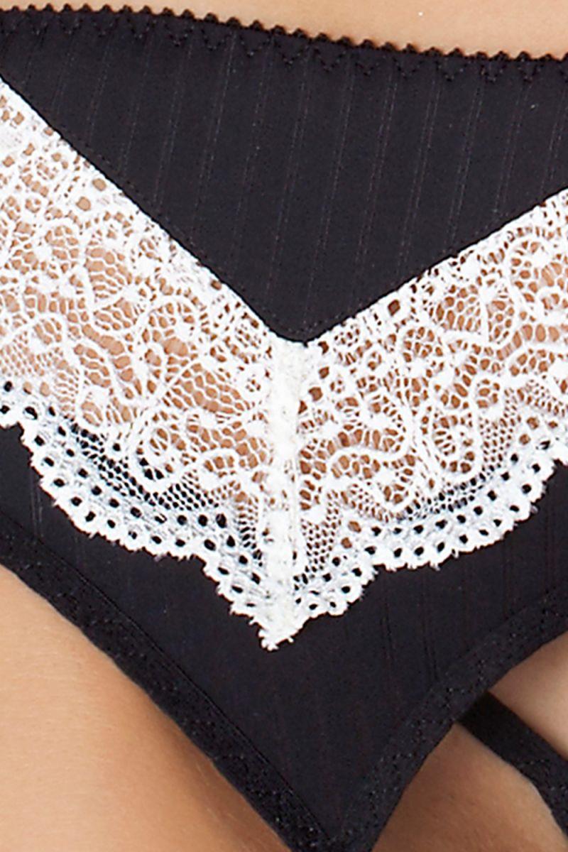 Соблазнительный комплект белья Camille с кружевным декором