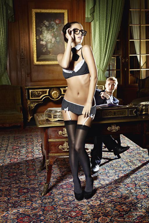 Ролевой костюм секретарши