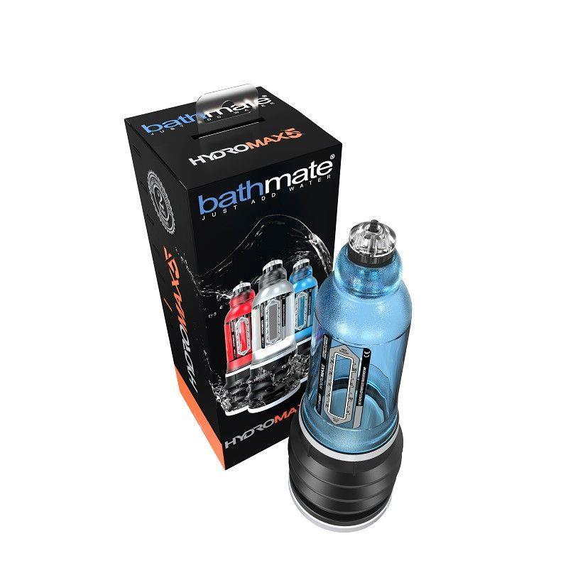 Синяя гидропомпа Bathmate - HydroMAX5