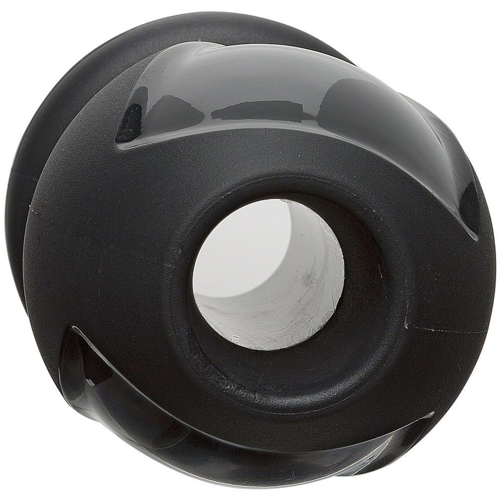 Анальная пробка с тоннелем Kink Wet Works Explore Platinum Premium Silicone Plug 4.5 - 11,43 см.