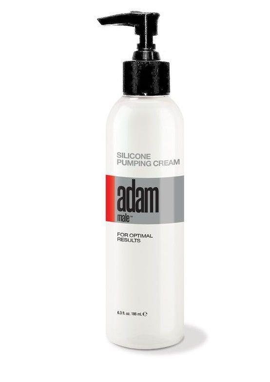 Силиконовый крем для мужчин Adam Male Silicone Pumping Cream (186 мл)