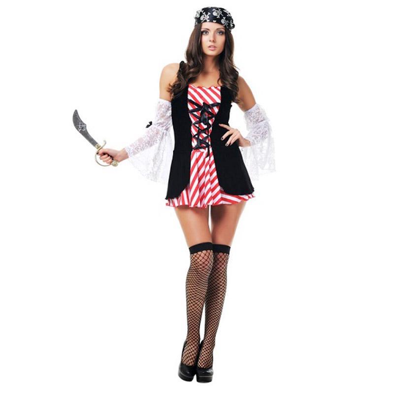 Костюм «Дочь пирата»