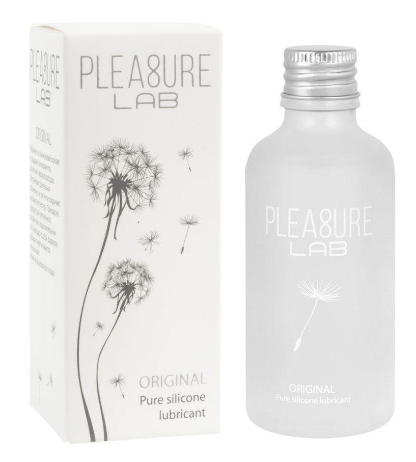 Гипоаллергенный силиконовый лубрикант Pleasure Lab Original - 50 мл.
