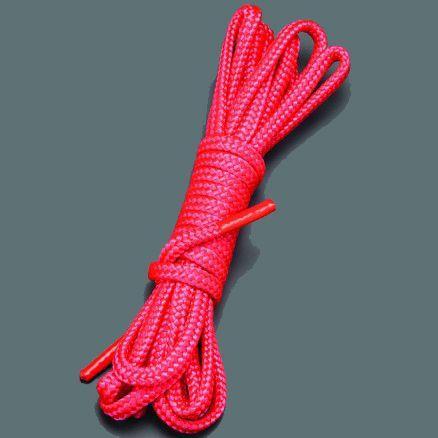 Красная веревка для связывания - 500 см.