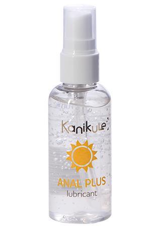 Анальный согревающий гель-лубрикант на водной основе Kanikule Anal plus - 50 мл.