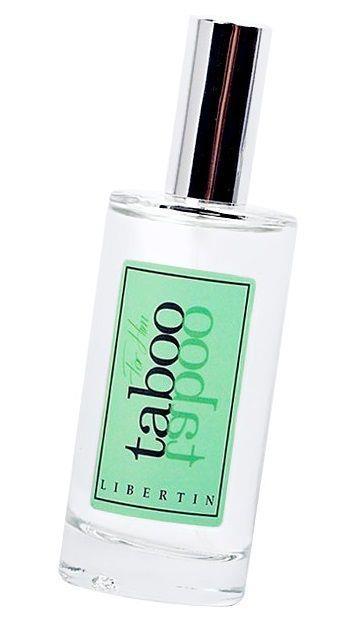 Туалетная вода с феромонами Taboo Libertin для мужчин - 50 мл.