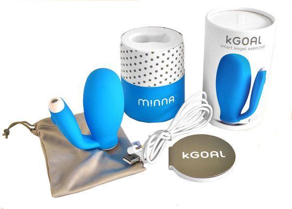 Тренажёр для укрепления мышц тазового дна kGoal