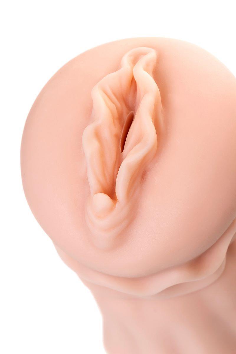 Реалистичный мастурбатор-вагина Alice
