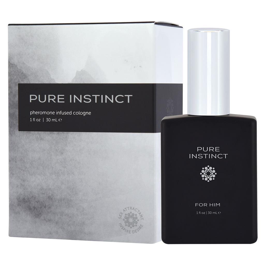 Мужские духи с феромонами PURE INSTINCT (30 мл)