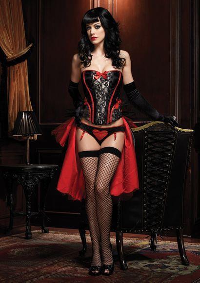 Изысканная юбка-турнюр