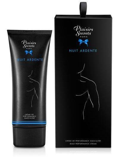 Возбуждающий крем для мужчин Plaisirs Secrets - Nuit Ardente Creme Performante (60 мл)