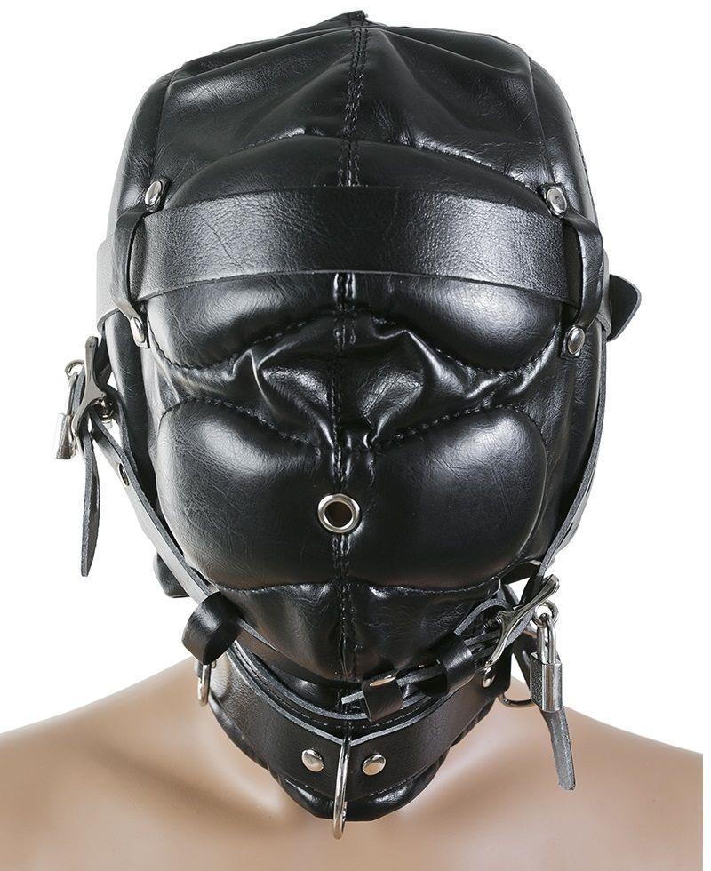 Закрытая маска на голову