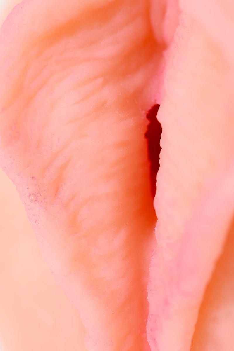 Телесный реалистичный мастурбатор-вагина KOKOS ELEGANCE