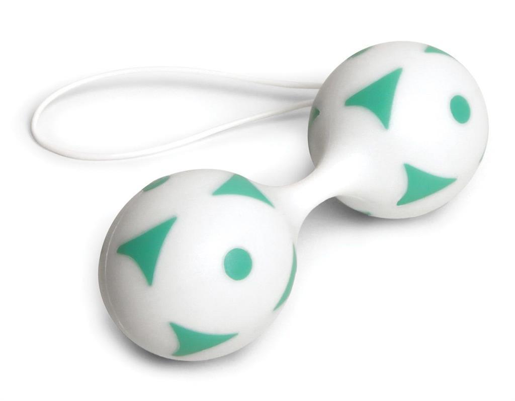 Вагинальные шарики GET A GRIP SILICONE JIGGLE BALLS