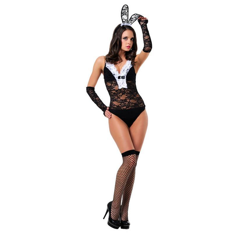 Эротический костюм Зайка