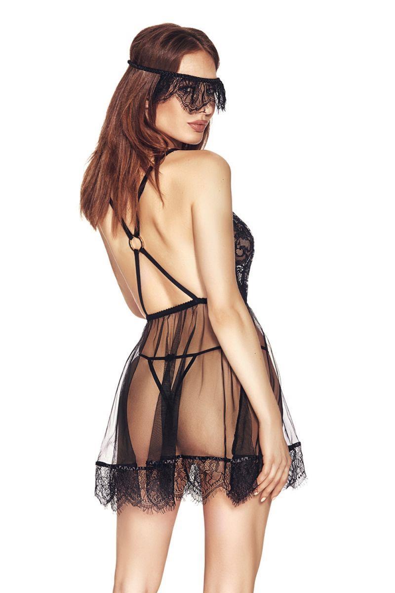 Сексуальная прозрачная сорочка Venetia