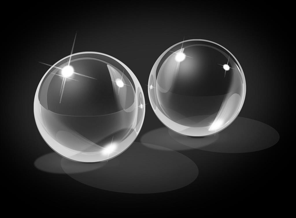 Стеклянные вагинальные шарики Glass Ben-Wa Balls