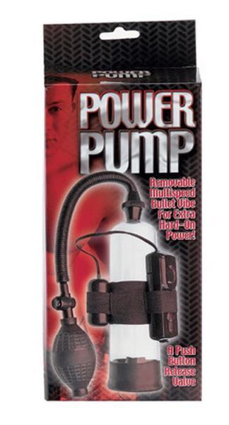 Вакуумная помпа POWER PUMP с вибрацией