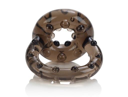 Эрекционное кольцо с подхватыванием мошонки
