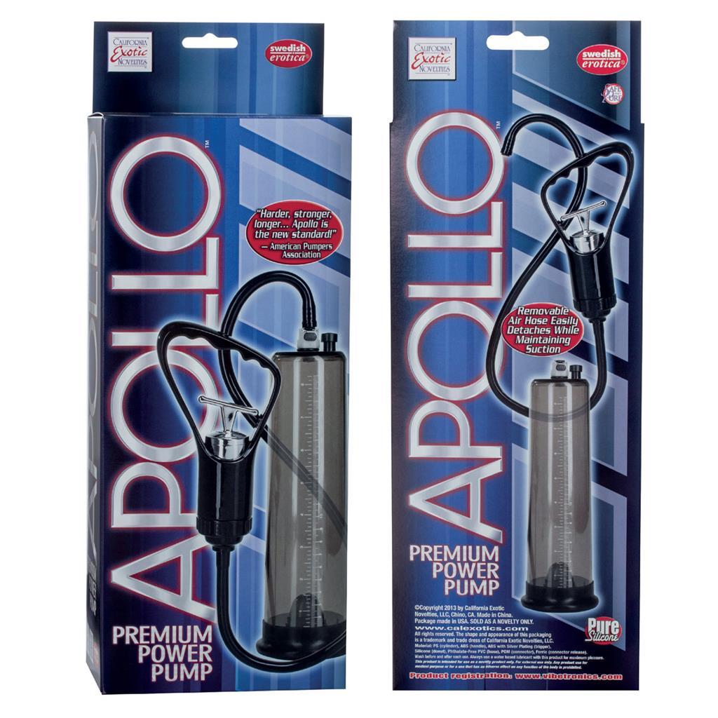 Вакуумная помпа Apollo Premium
