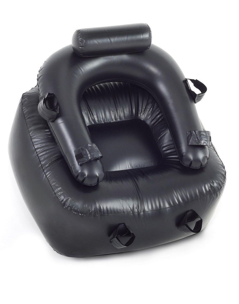 Надувное секс-кресло «Fetish Fantasy Inflatable Bondage Chair»