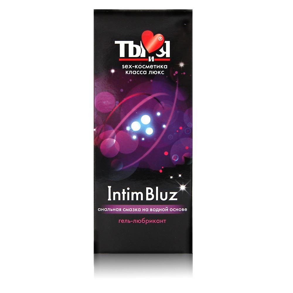 Анальный гель-лубрикант «Intim Bluz» (50 гр)