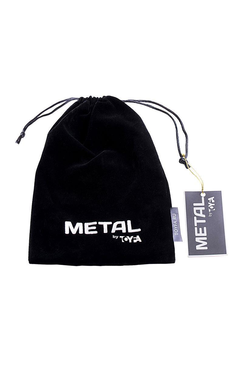 Утяжелитель на мошонку TOYFA Metal