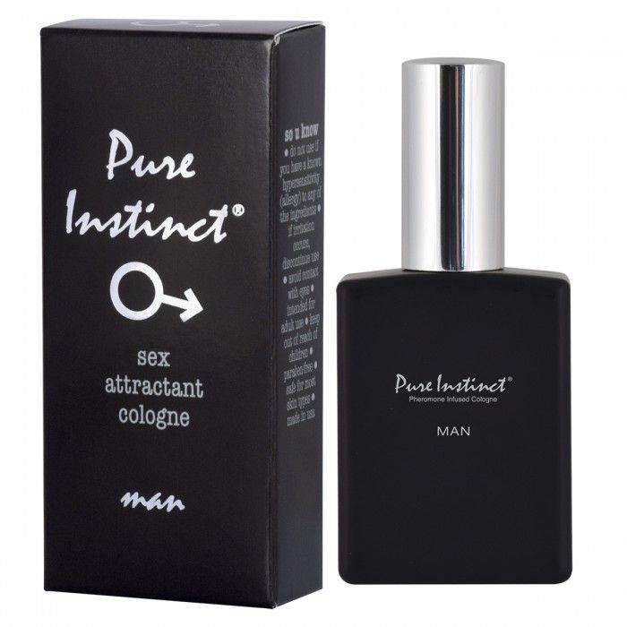 Мужские духи с феромонами PURE INSTINCT MAN - Sex Attractant Cologne (30 мл)