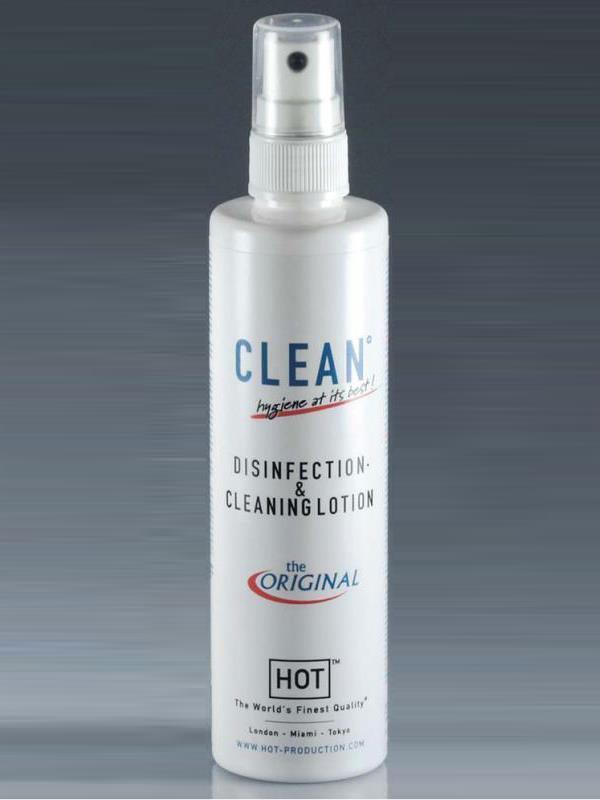 Спрей для очистки секс-игрушек Hot Clean (150 мл)