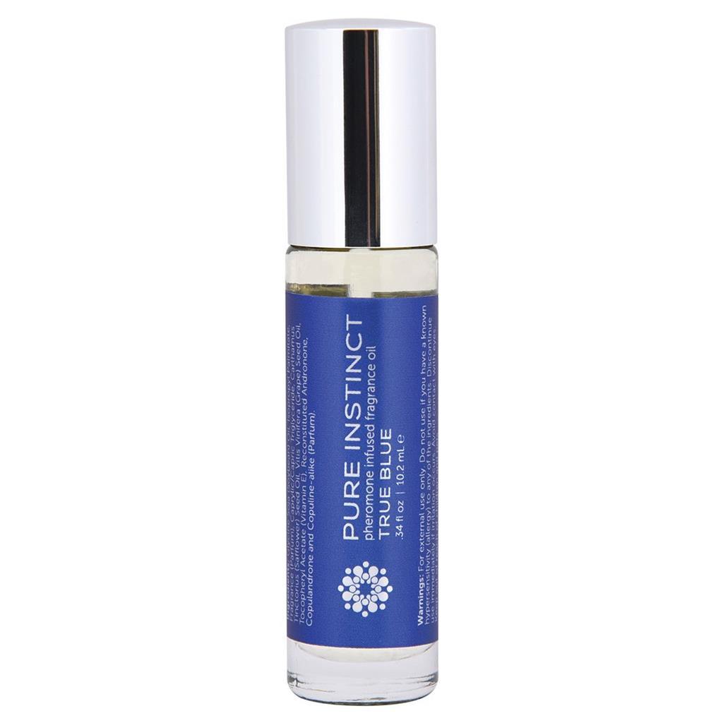 Обогащенное парфюмерное масло PURE INSTINCT для двоих (10,2 мл)