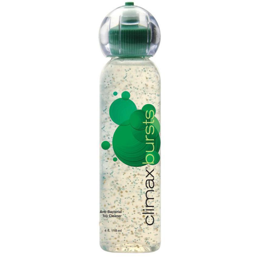 Антибактериальное средство для очистки интим-игрушек Climax Bursts (118 мл)