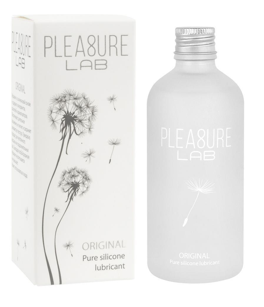 Гипоаллергенный силиконовый лубрикант Pleasure Lab Original - 100 мл.
